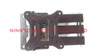 "D-mount LCD-123 25kg 14""-30"" 27"" 2 arm folding retractable steel LCD PLASMA tv bracket VESA 75x75 100x100 lcd wall mount holder"