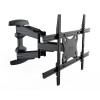"Plasma Flat Retractable LCD Bracket TV Mount Wall Mount Wall Stand Adjustable Mount Arm Fit for 32""-70"" Max Support 45KG"