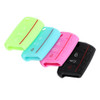 Silicone Car Key Cover Case for VW Volkswagen Golf 7 mk7 Skoda Octavia A7 New Polo Key Protect Bag Auto Accessories