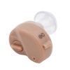 2018 New Hot Selling Ite Hearing Aid Portable Small Mini In The Ear Invisible Sound Amplifier Adjustable Tone Digital Aids Care