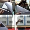 Auto Care 2Pcs Black Side Car Sun Shades Rear Window Sunshades Cover Block Static Cling Visor Shield Screen Interior Accessories