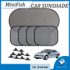 5 Pcs/Set Car Window Sunshade Car Styling Covers Auto Sun Visor UV Shield Protection Car Sun Shade Curtains
