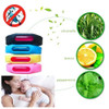 1set Bracelet+Anti Mosquito Capsule Pest Insect Bugs Control Repellent Repeller Wristband For Kids Mosquito Killer 2-3Month Use