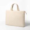 Soft Leather Women Laptop Messenger Bag 13 14 15 15.6 11 12 inch Notebook Crossbody Shoulder Bag for Macbook Pro Air Dell Lenovo