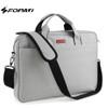 Fashion Brand laptop bag 15.6 14 13.3 inch Notebook messenger shoulder bag Men Women handbag Computer Crossbody Carry Sleeve bag