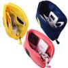 Travel Earphone Cable USB Digital Cosmetic Bag Portable  Gadget Organizer Storage Makeup  bag