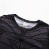 2017 Fashion Comic Marvel Deadpool T shirt Costume Compression Sportswear Superhero Fitness  Camisetas Masculinas Quick Dry