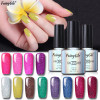 FairyGlo Bling Glitter Nail Polish 10ML Soak Off UV LED Lamp Gel Nail Polish Vernis Ongle Nail Art Nagellak Neon Nail Gelpolish