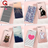 GerTong Cover Back Case For Honor 9i Cover Case For Huawei Nova 2i Y3 Y5 II Y6 2017 Mate 10 P9 P10 Lite TPU Silicone Phone Coque