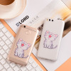 GerTong Soft TPU Painted Phone Cases for Xiaomi Redmi 4X Note 4 4A 3S Back Cover Shell for Xiaomi Mi6 Mi5S Mi Max Mix Mi5X Mi A1