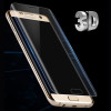 For Samsung Galaxy S9+ S7 Edge S6 S8 Plus Note 8 Screen Protector Pet Film Full Cover (Not Tempered Glass)3D Curved Round Edge