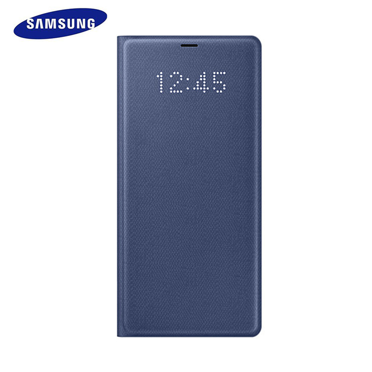 timeless design f2f2e 35d2f Samsung Galaxy Note 8 Note8 LED View Wallet Cover Original Flip Case  Shockproof Luxury Cases and Covers 360 Cute Accessories