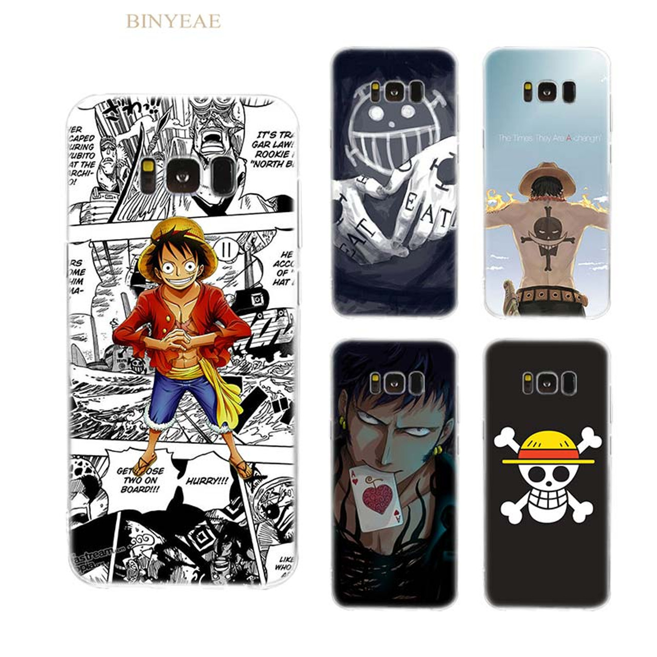 coque samsung s6 edge plus one piece