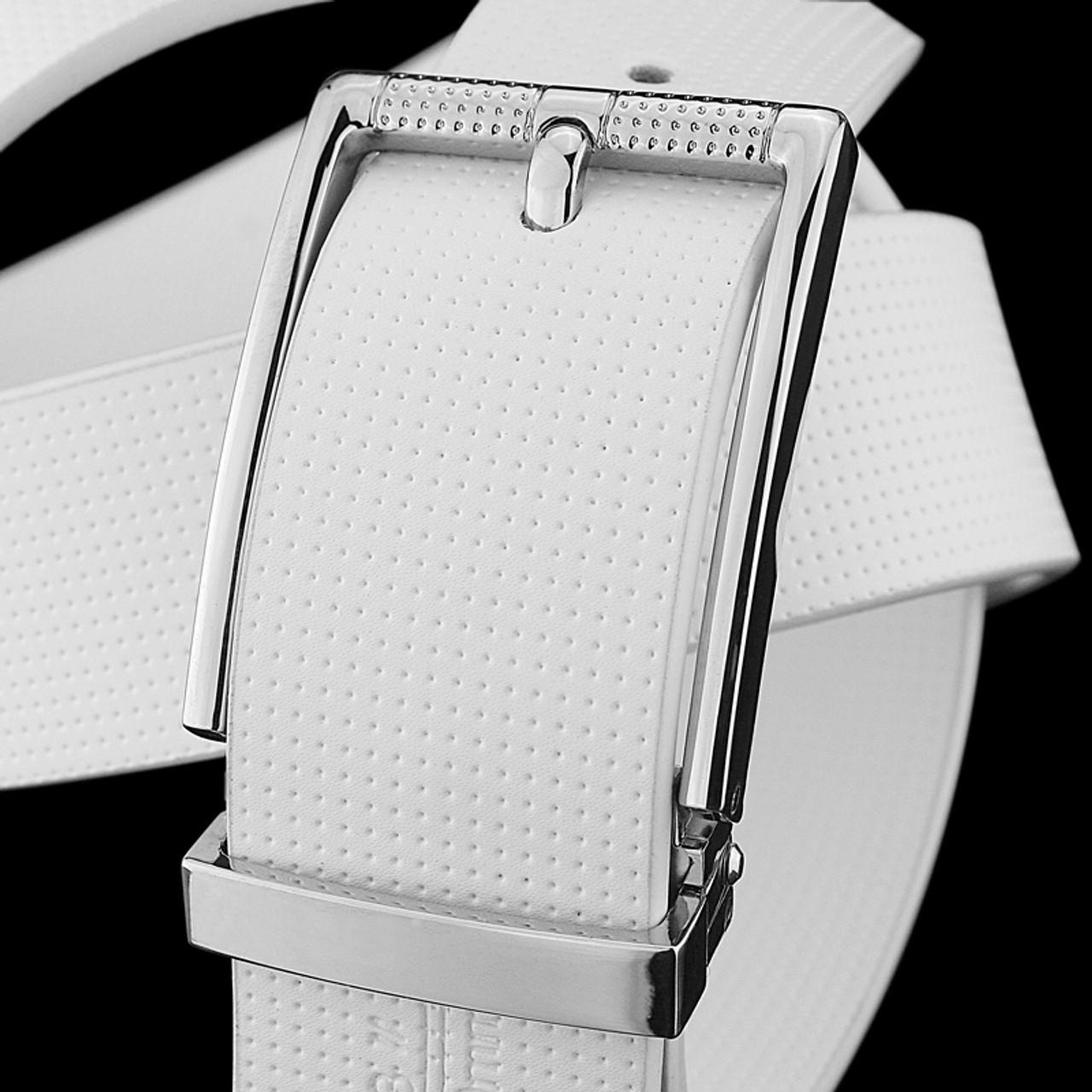 Taco Mocho K Letter Fashion Belt Mens Luxury Genuine Leather Designer Waist Strap Off White Ceinture Homme Casual
