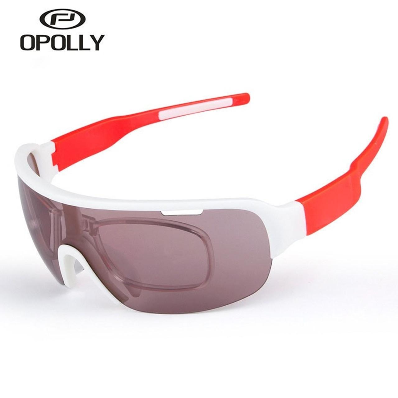 e75cb806689f ... Cycling SunGlasses Polarized Cycling Glasses Myopia Mountain Bike  Goggles 2018 Cycling Eyewear Bicycle Sunglasses 5 Lens ...
