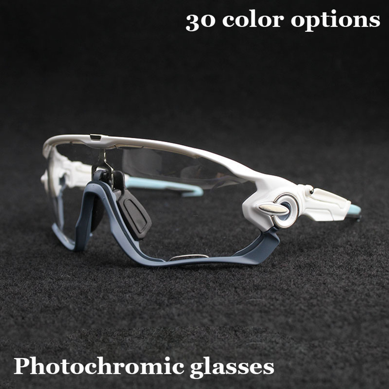 999380a87 ... JBR Photochromic Cycling Glasses Men Women Sports MTB Mountain Road Bike  Bicycle Cycling Sunglasses Eyewear UV400 ...