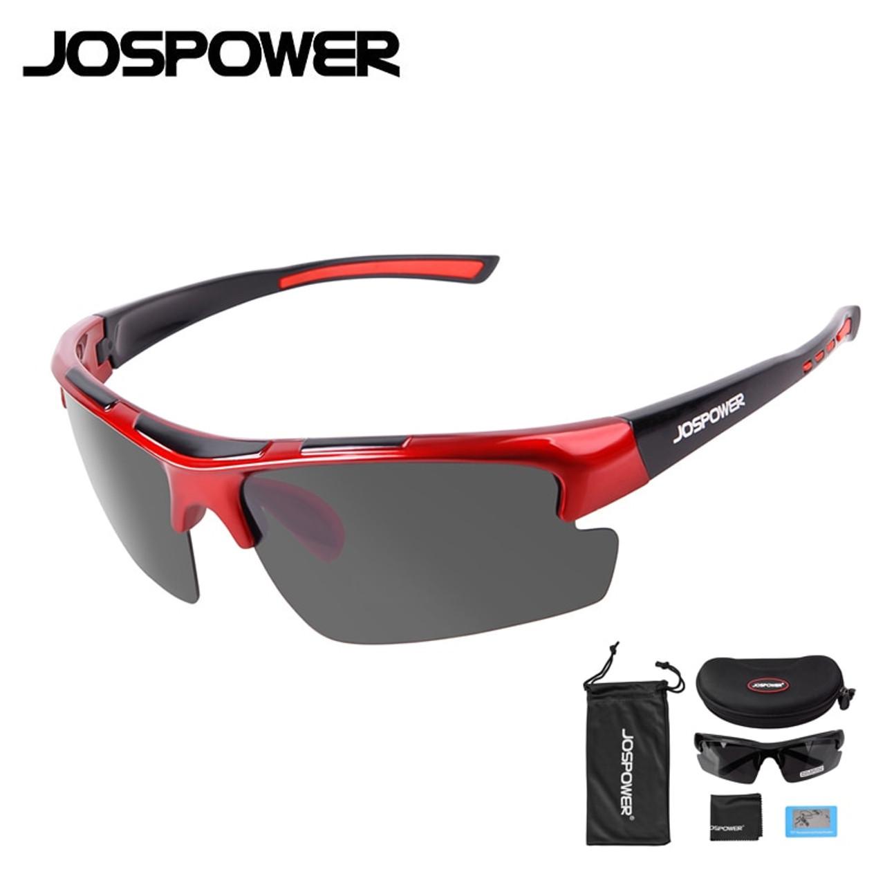 9e574318fa JOSPOWER Polarized Cycling Glasses MTB Ultralight Bike Sunglasses Outdoor  Sport UV400 Fishing Driving Eyewear gafas ciclismo ...