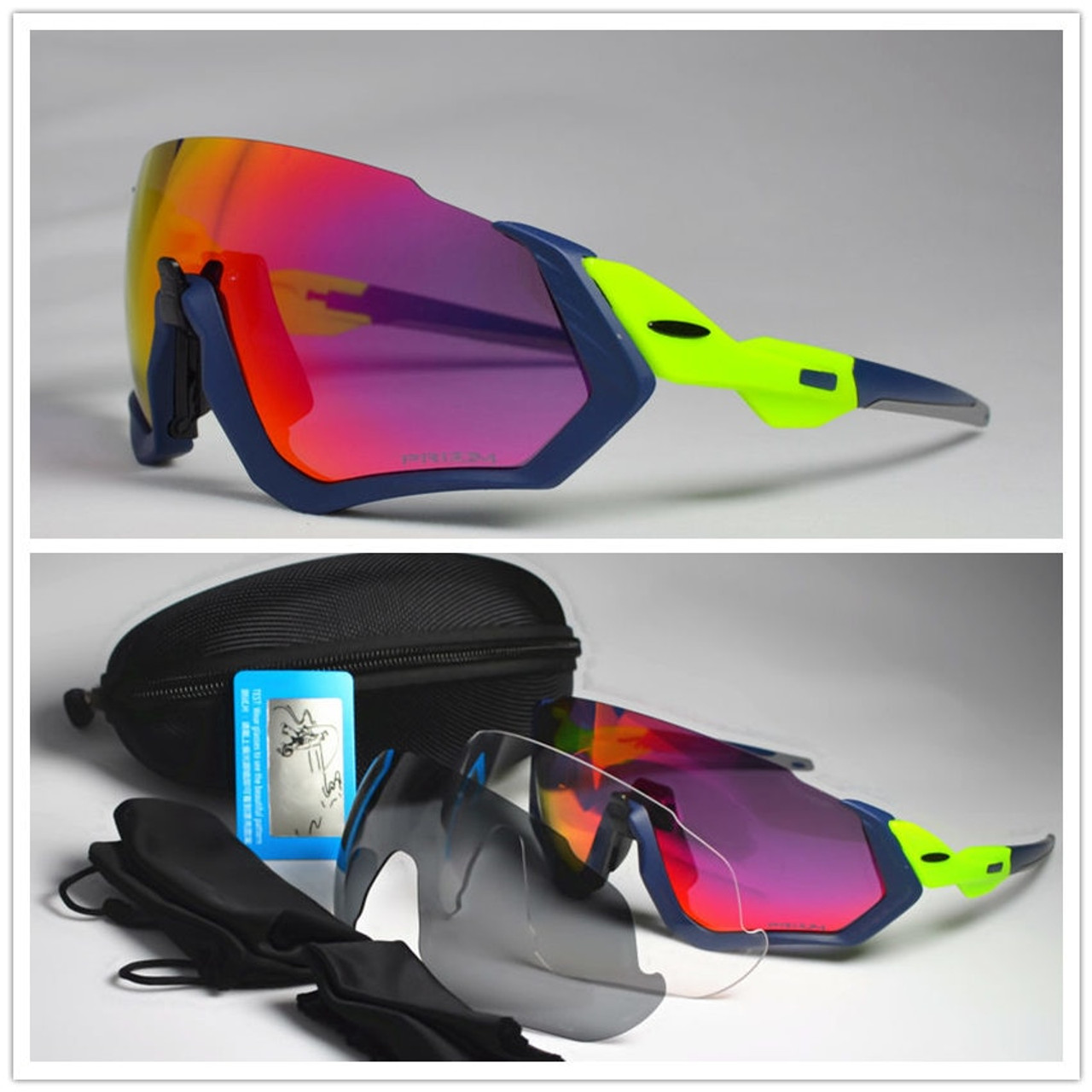 c2cd2b45db ... peter sagan 3 lens UV400 Bicycle Cycling glasses Men Women Sport Road  Bike Cycling Eyewear ...