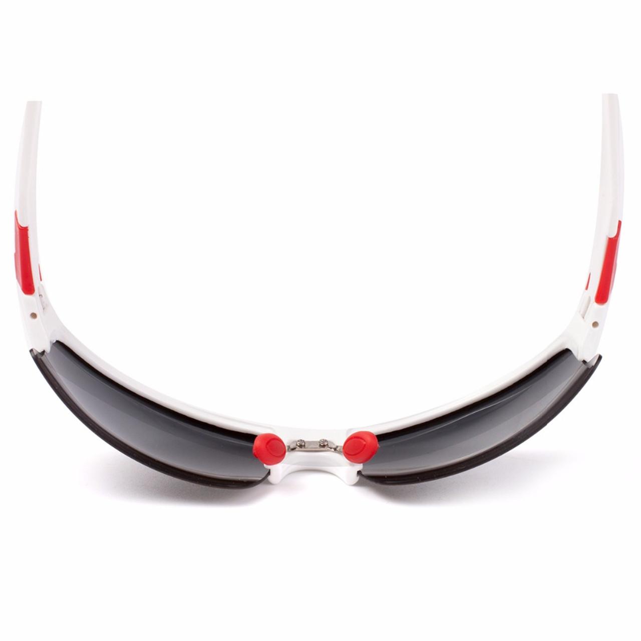0a1ca14b16e21 ... MEETLOCKS Bike Cycling Glasses Sports Sunglasses UV 400 Polarized Lens  for Fishing Golfing Driving Running Eyewear ...