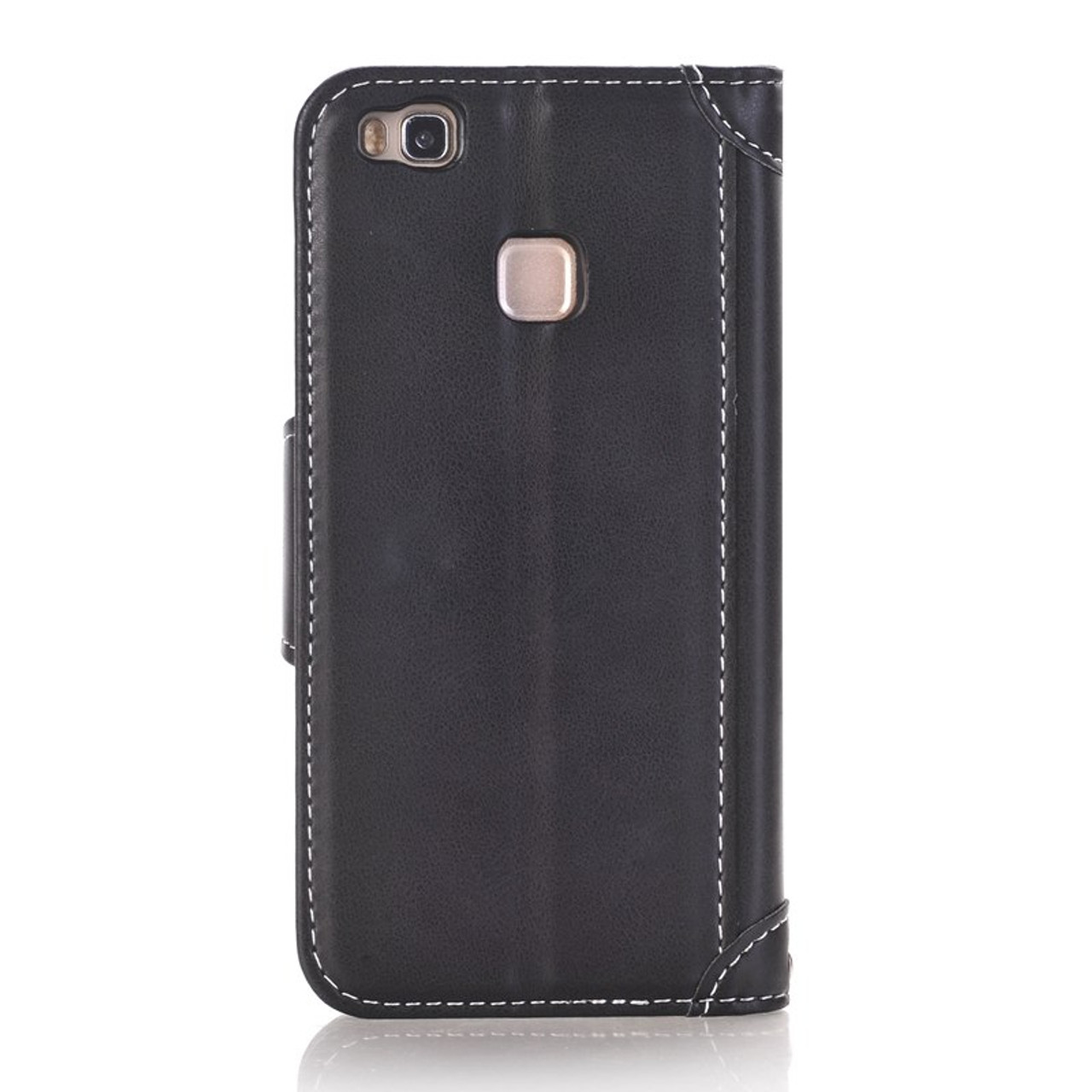 uk availability 4e170 07d41 12 Styles Luxury PU Leather Coque Huawei P9 Lite Case Huawei G9 Flip Wallet  Phone Cover For Huawei P9 Lite / Hawei P9 Mini Case