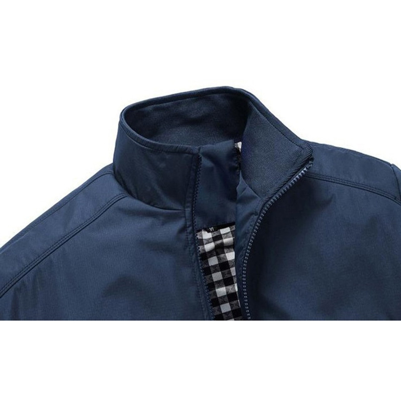 f0abd9858d3 ... TANGNEST Men s Jackets 2018 Men s New Casual Jacket High Quality Spring  Regular Slim Jacket Coat For ...