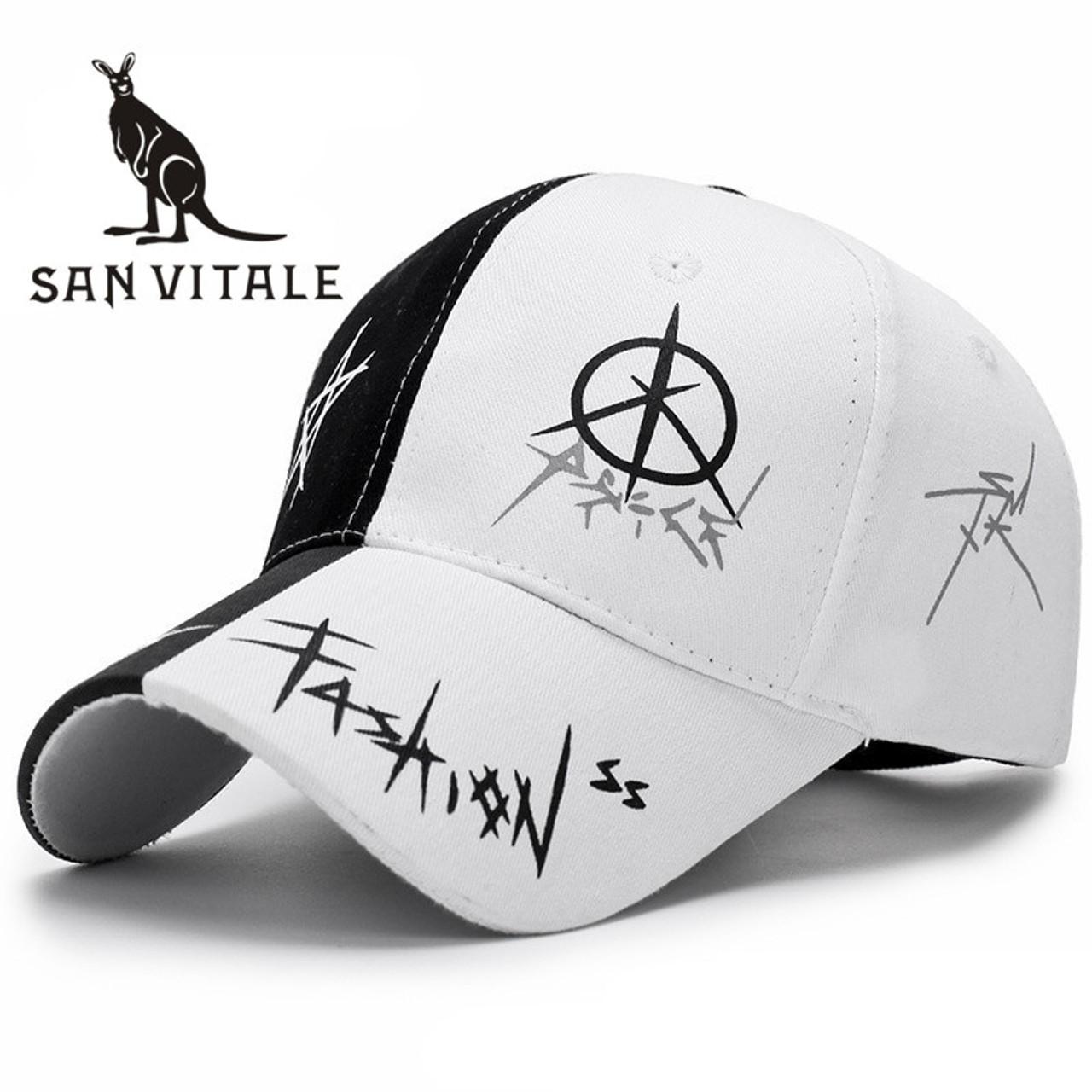4f32877ded8 Baseball Cap Mens Hat Spring Bones Masculino Hats Summer Snapback Chance  The Rapper Man Black Luxury ...