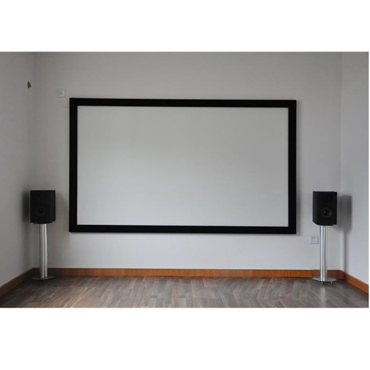 Projection Screen Projector Curtain Projector Screen Portable 16:10 120 Inch