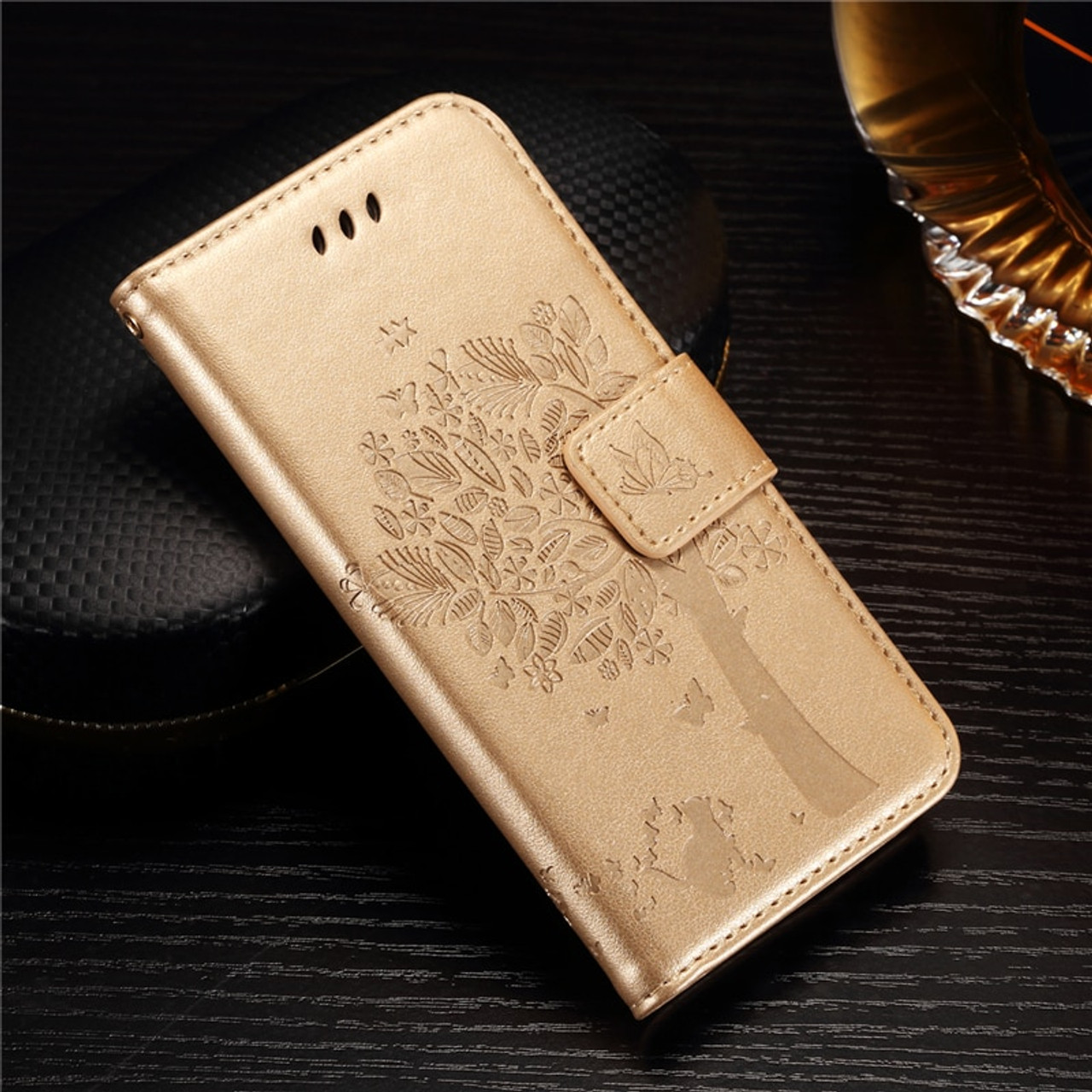 hot sales 2f140 7c263 JYERAECOM Retro Flip Case For Apple Iphone 5c 4 4s 5 5s se 6 6s 7 S X  Leather + Silicon Wallet Cover For IPhone 5c Case Coque