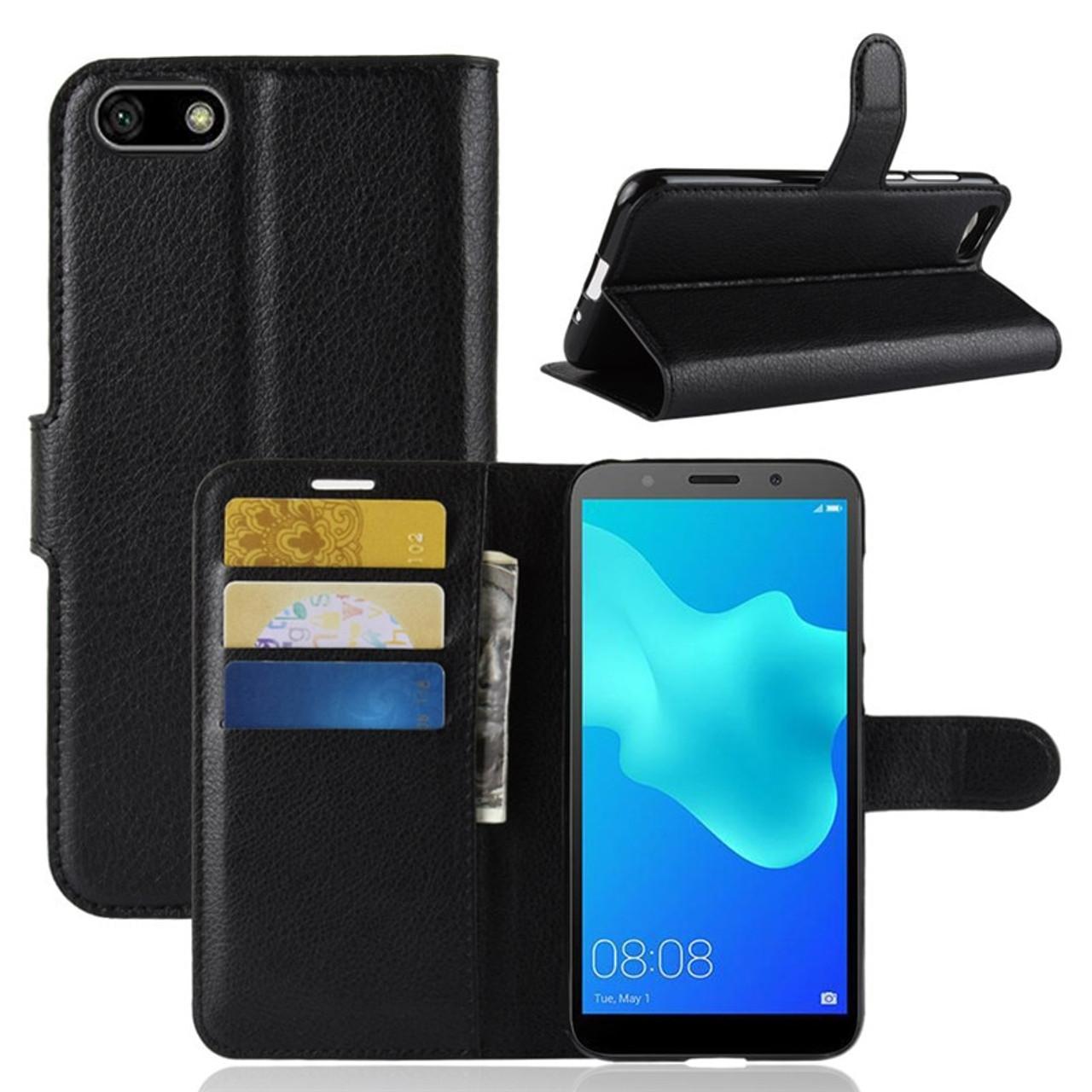 hot sale online 26b7d 349f8 Honor 7A Case Honor 7A DUA-L22 Case 5.45 Flip PU Leather Phone Case For  Huawei Honor 7A 7 A Honor7A Russian Version Case Cover