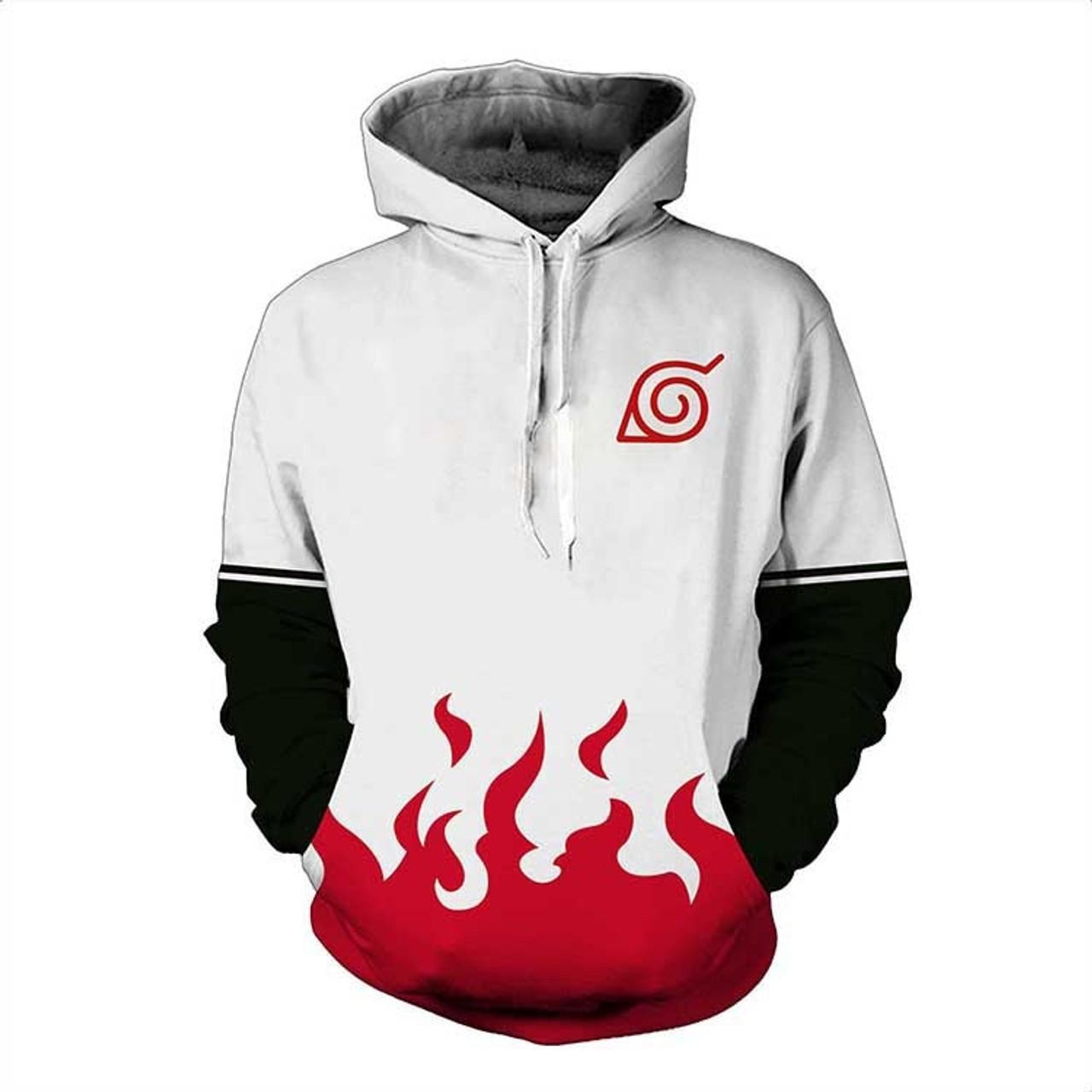 ... Naruto Hoodie Coat Sweatshirts Kakashi Akatsuki Sasuke O Brien 3D  Hoodies Pullovers Men Women Long ... d186005ae