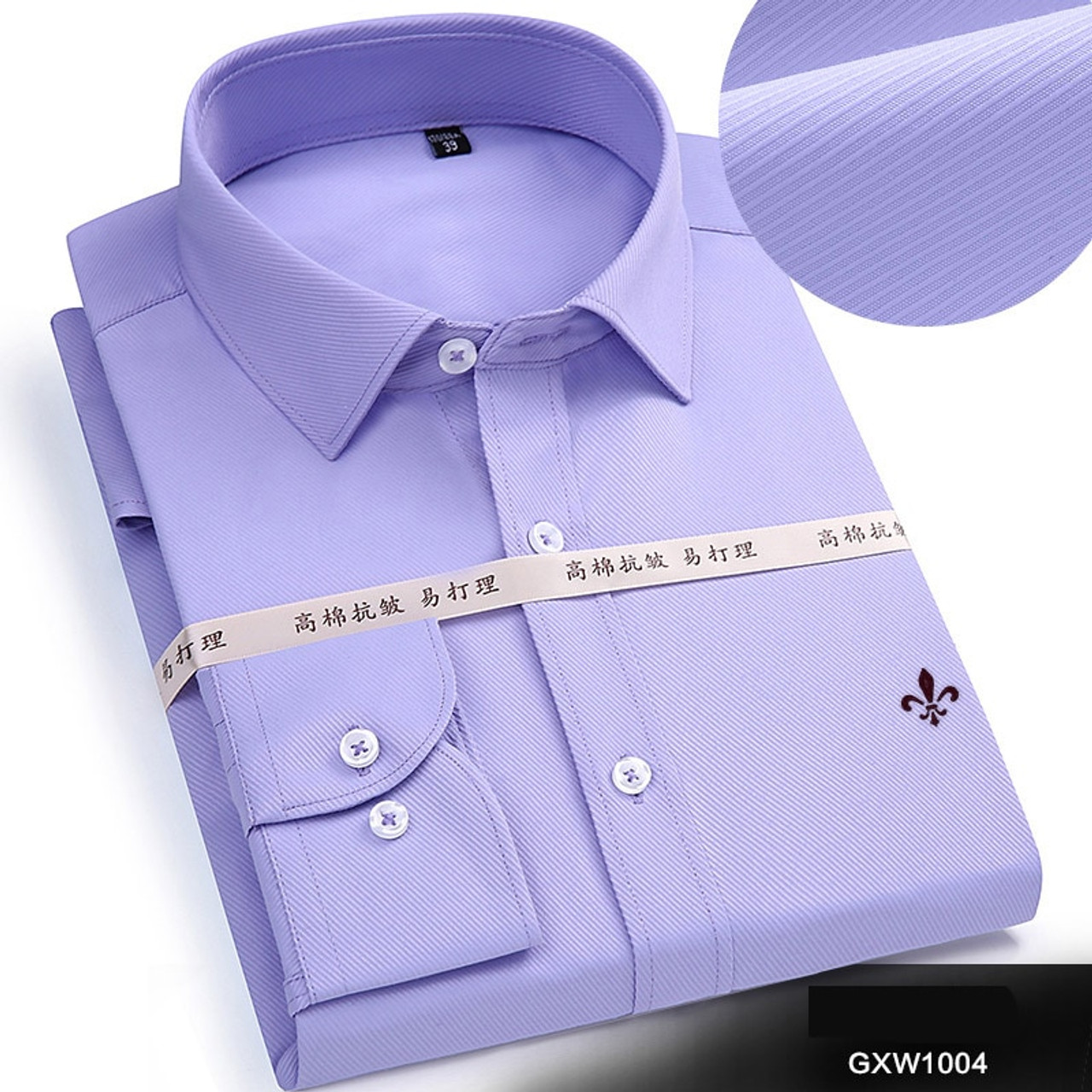 b9946b79e63d ... Dudalina 2017 Brand Men Shirt Male Dress Shirts Men's Fashion Casual Long  Sleeve Business Formal Shirt ...