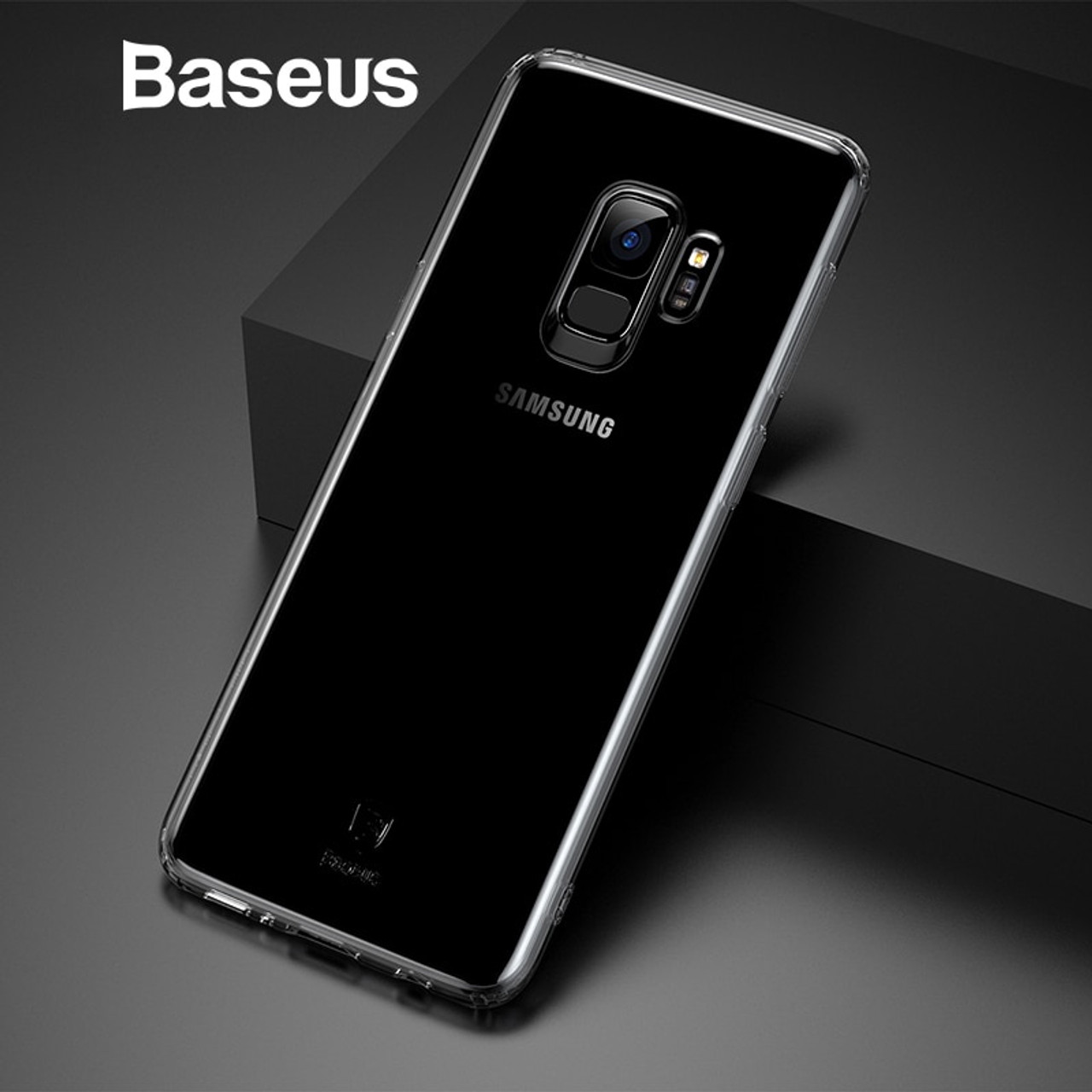 super popular f280d 7f323 Baseus Soft TPU Case For Samsung Galaxy S9 S9 Plus Ultra Thin Clear  Transparent Phone Cover For Samsung S9 S9 Plus Luxury Coque