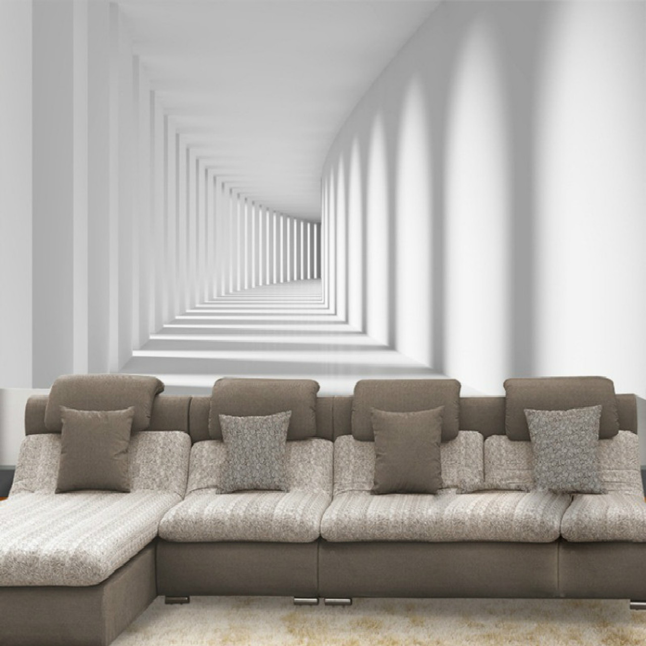 3d Wallpaper For Walls 3d Mural Wallpaper Sofa Tv Background Wall Photo Wallpaper For Living Room Onshopdeals Com