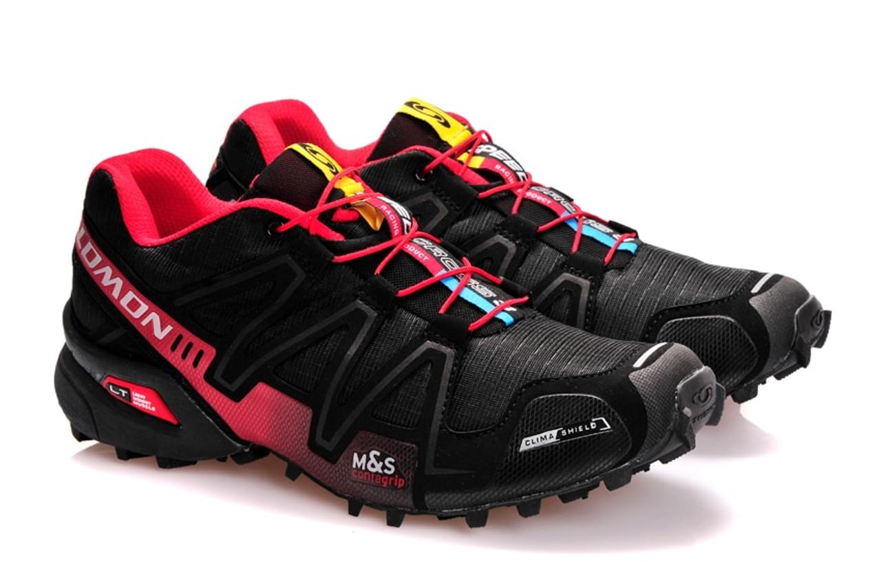 salomon men's speedcross 3 cs shoes for sale