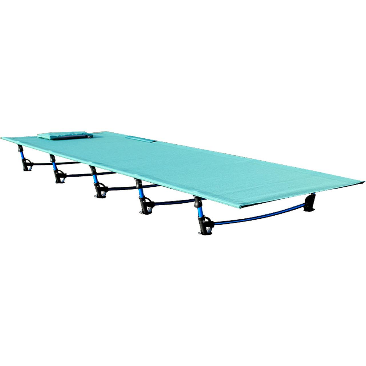 - Aluminum Folding Camp Bed Portable Folding Camping Bed Ultralight Folding  Bed - OnshopDeals.Com