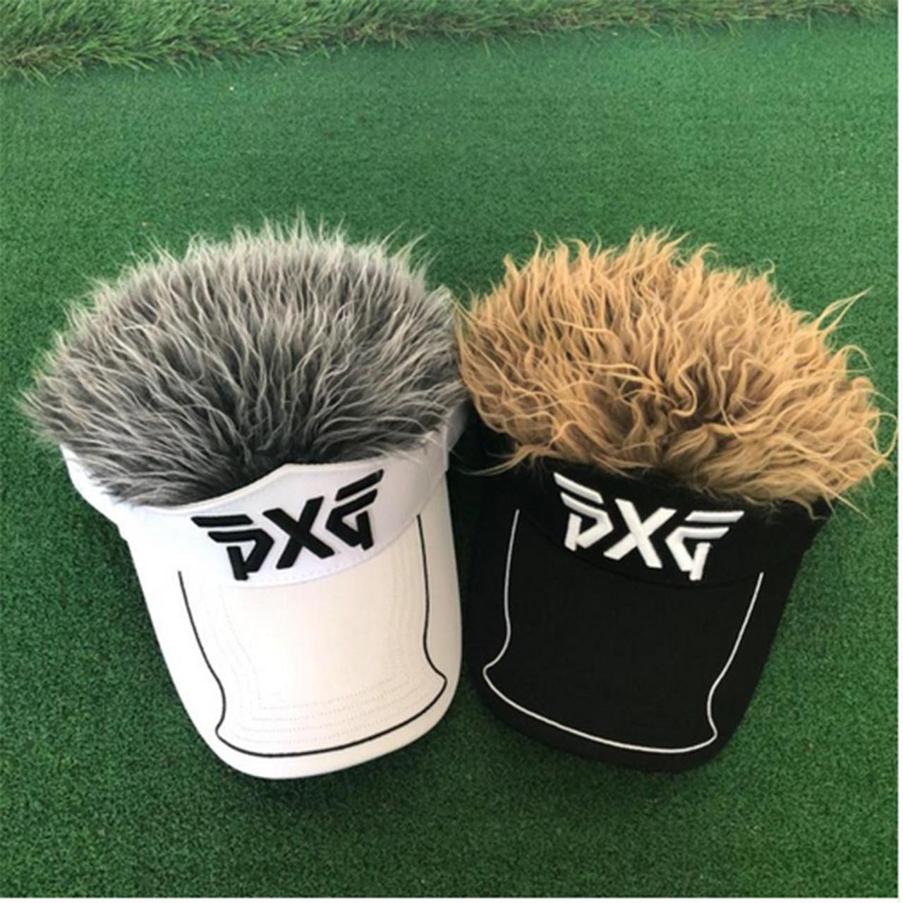f7cca010347 Golf cap PXG Wig cap wind cap Baseball shade sport golf hat Outdoor Sports  Hat Visor ...