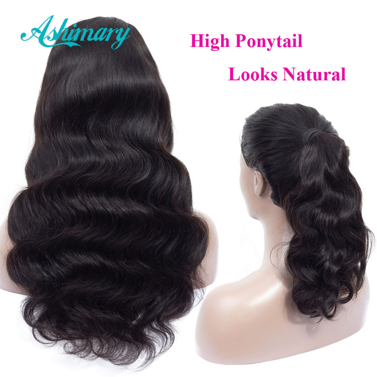 Ashimary Lace Front Human Hair Wigs 4x4 Closure Lace Wigs Remy Brazilian Hair Body Wave Wig Lace Front Wig With Baby Hair Onshopdeals Com