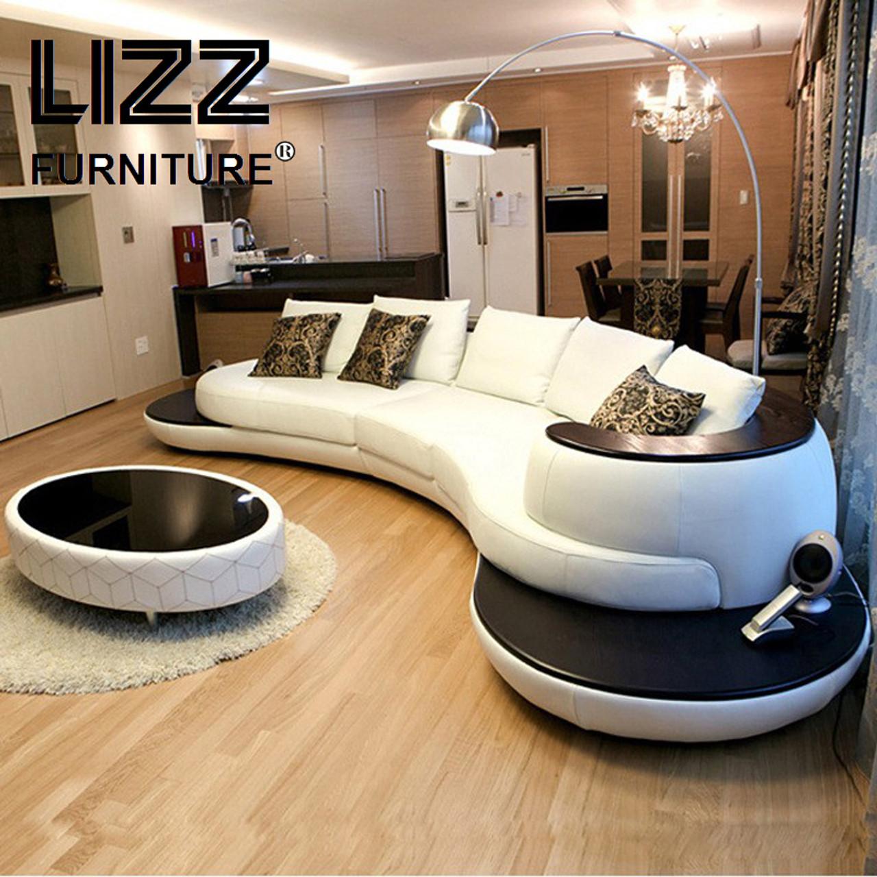 Top Image Living Room Modern Sofa Design