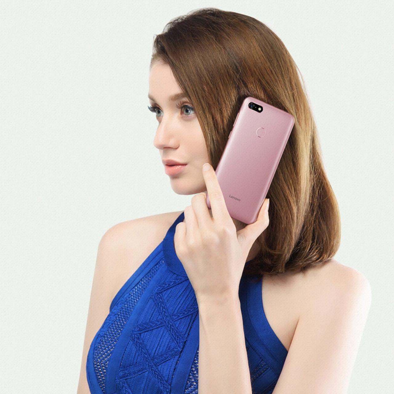 Global Version Lenovo A5 3GB RAM 16GB ROM Mobile Phone MTK6739 Quad Core  5 45' Smart Phone Fingerprint 4G-LTE Cellphone