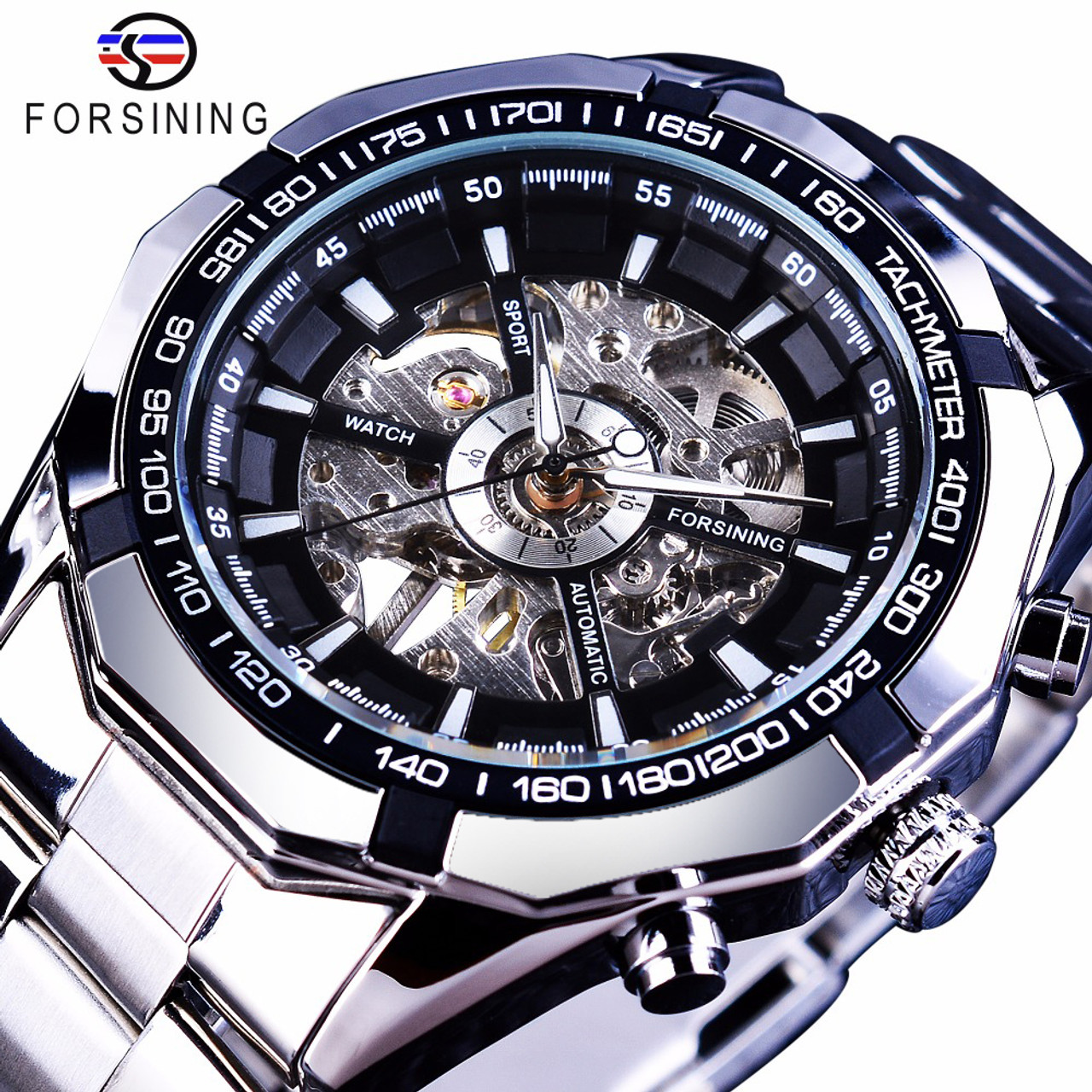 2018 Winner Classic Golden Skeleton Mechanical Watch Men Leather Strap Top Brand Luxury Man Business Vip Drop Shipping Wholesale Men's Watches
