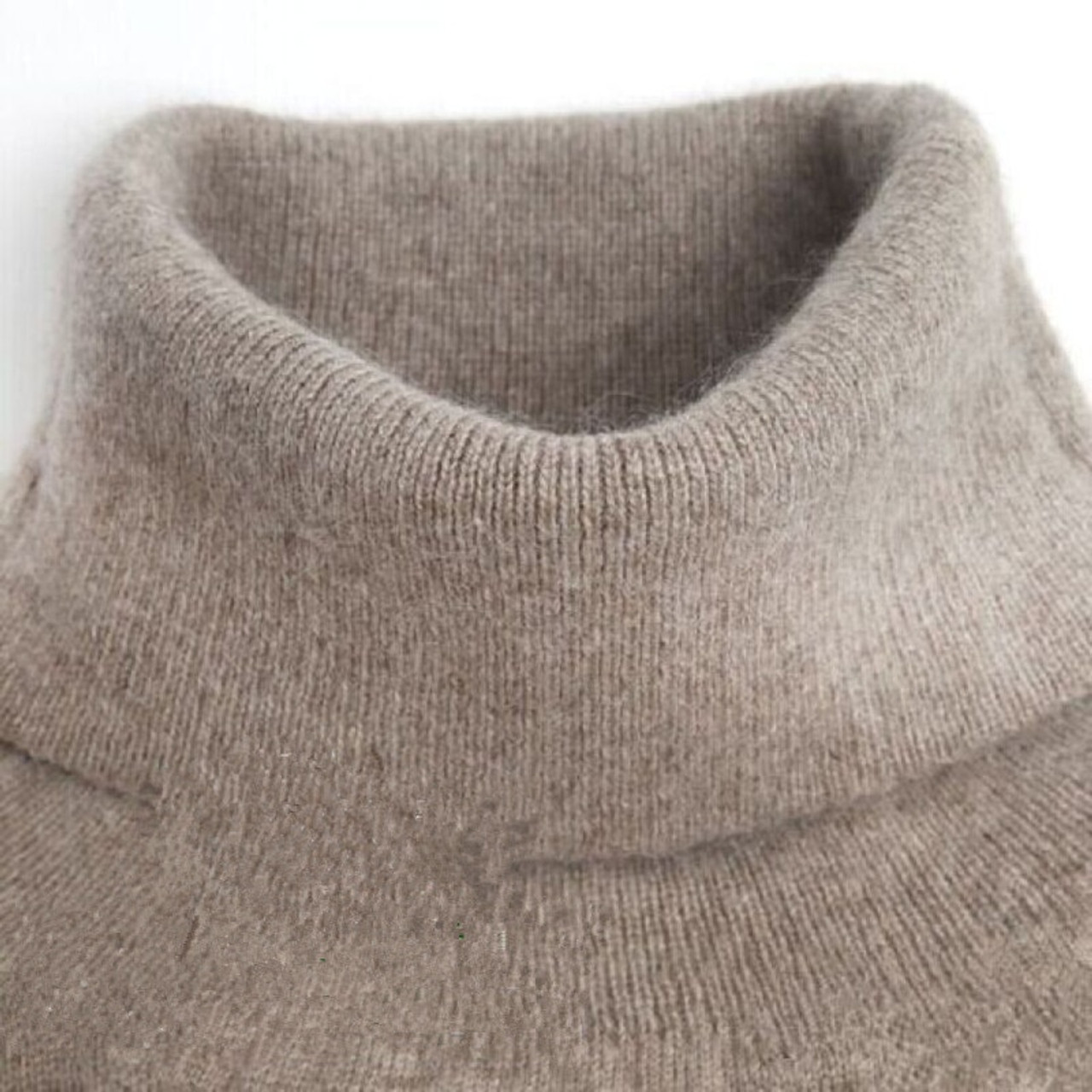 a0598aea018 Autumn winter cashmere Knitted sweater female pullover Plus size turtleneck  sweater women basic Bottoming sweater warm tops H533 - OnshopDeals.Com