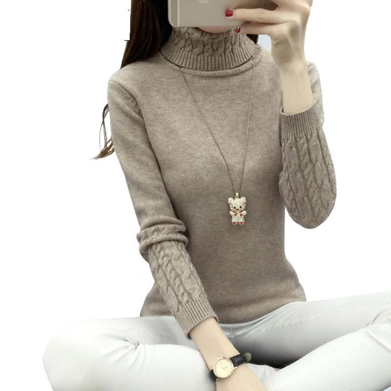 Pullover Ohclothing 2018 Neue Winter Pullover Frauen Pullover Frauen Kleidung & Zubehör