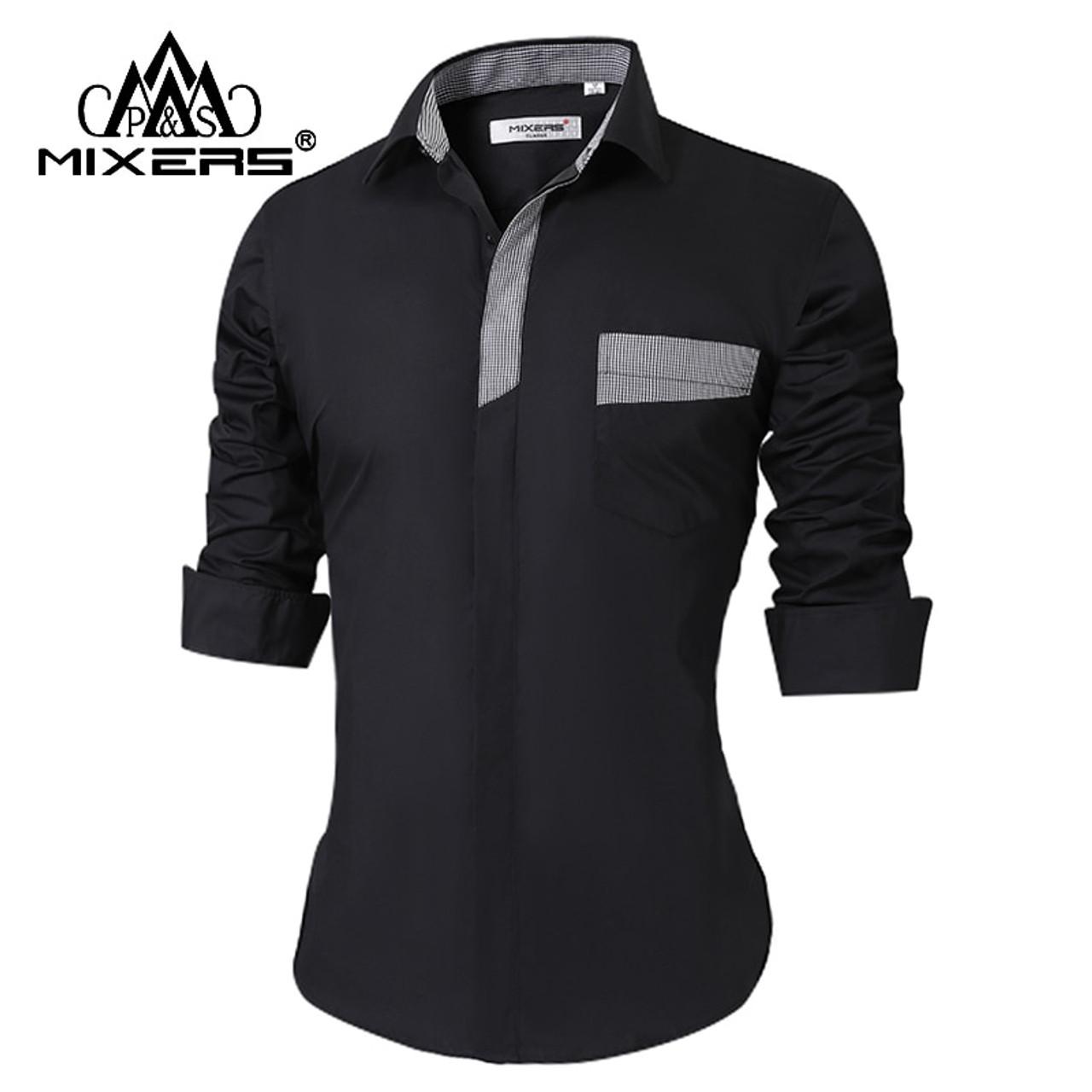 2018 Thin Cotton Summer Casual Shirts Men Long Sleeve Fashion Men S