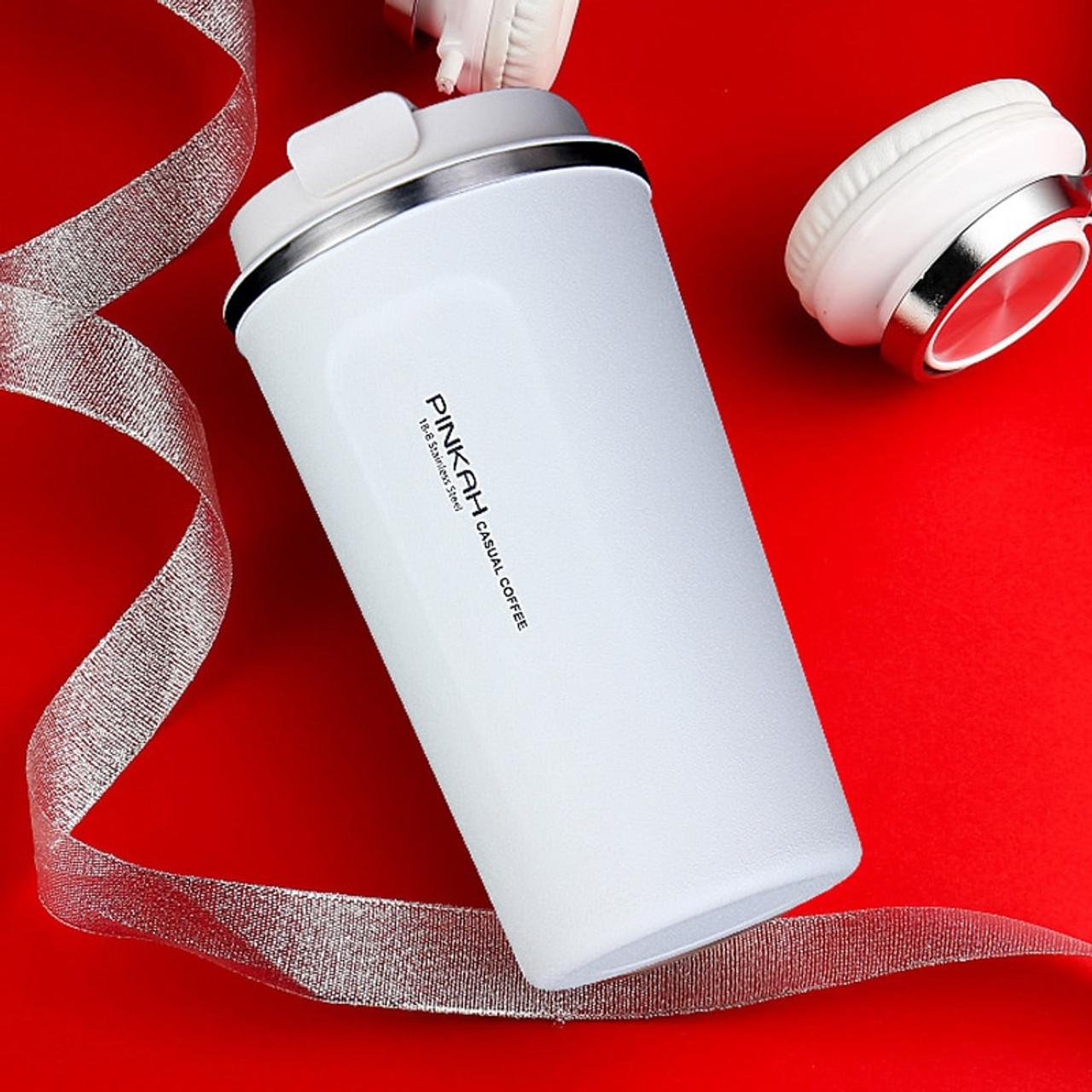 Travel Coffee Mug Stainless Steel Cups Vacuum Flask Water