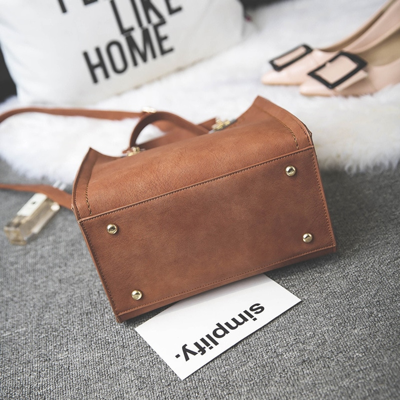 8ff5117adf81 ... NEW HOT SALE handbag women casual tote bag female large shoulder  messenger bags high quality Suede ...