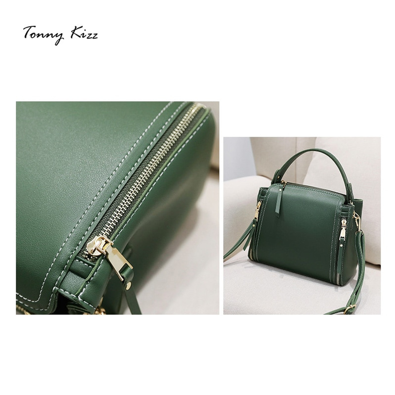 0b385ca08e79 ... Tonny Kizz luxury handbags women bags designer crossbody messenger bags  female bucket small bag with long ...
