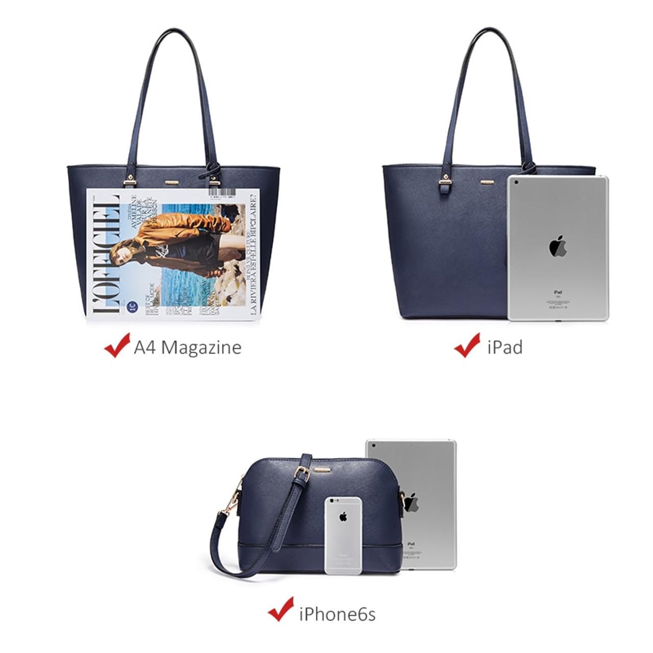 450bc77a719 ... LOVEVOOK handbag women shoulder bags designer crossbody bag female  large tote 3 set bag big luxury ...