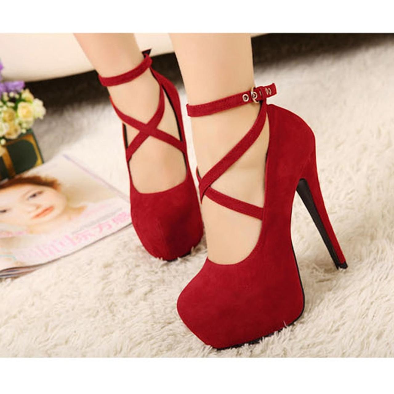 Hot Fashion New high-heeled shoes woman