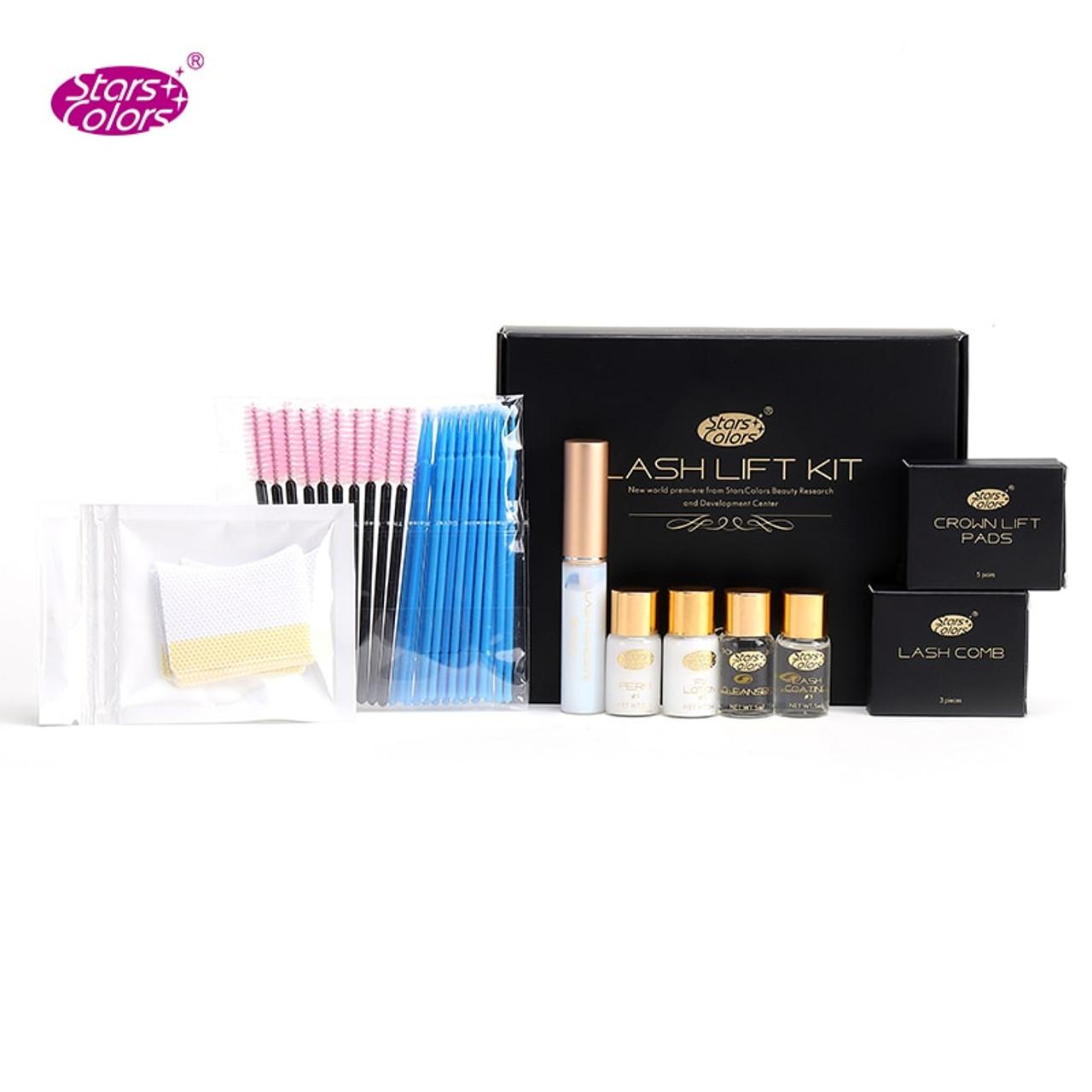 86d3bb7c480 Professional Lash lift Kit Makeupbemine Eyelash Perming Kit Upgrated  Version Lash Lift Kit Can Do Your ...