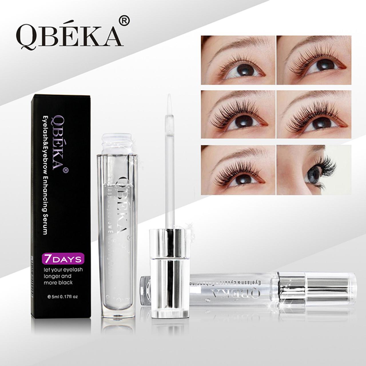 Ce Approval Qbeka Eyelash Eyebrow Enhancing Serum Eye Lashes Brow